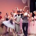 #バレエオープンクラスの画像