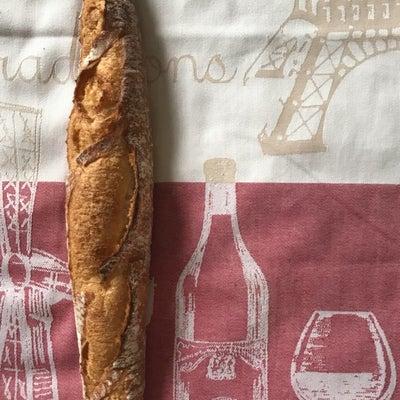 一本食べられるバゲットの記事に添付されている画像