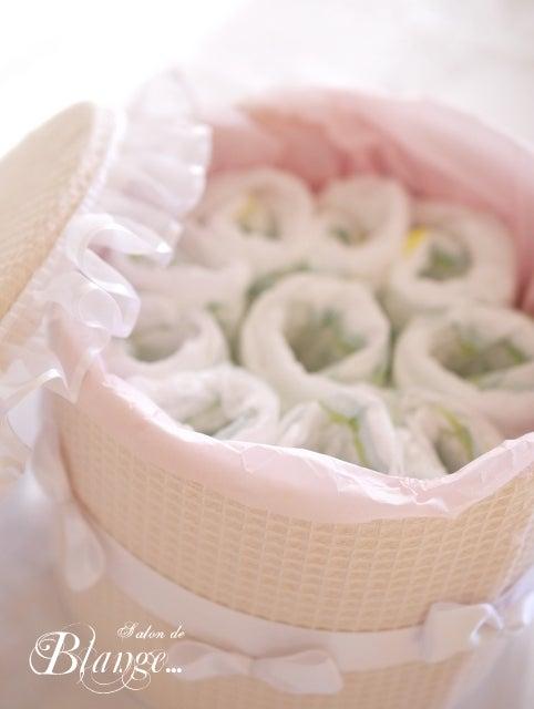 ダイパーケーキ★出産のお祝いにプレゼント
