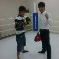#ボクシングジムの画像