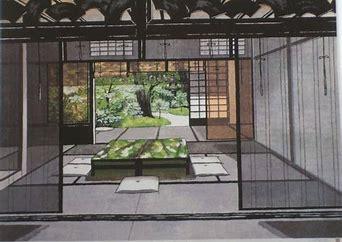 ジュディ・オング倩玉 木版画の世界 | 風の呟き☆゜・*:.。