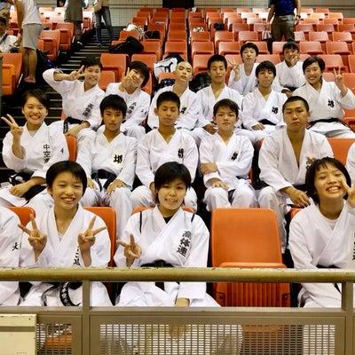 第52回大阪府空手道選手権大会‼️の記事に添付されている画像