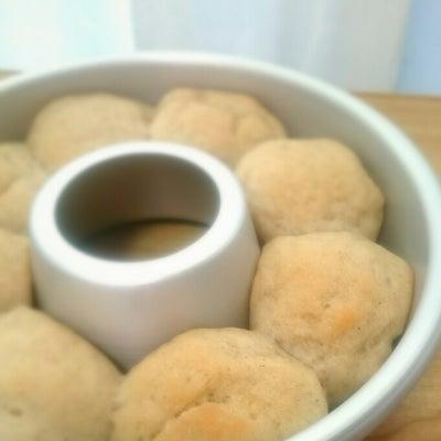 米粉でちぎりパンの記事に添付されている画像