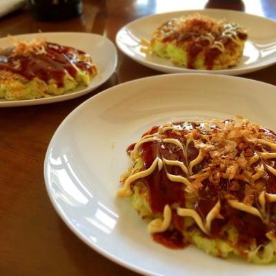 本当に美味なお好み焼き2種と夕食♡コメダの小倉小町の記事に添付されている画像