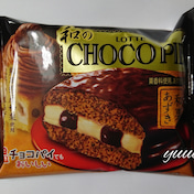 きょうのおやつ ロッテ 和のチョコパイ 和栗あずき