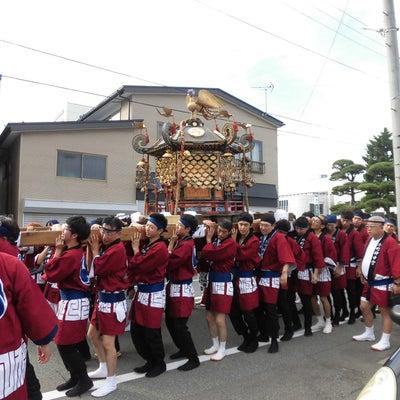 日吉八幡神社秋季例大祭の記事に添付されている画像