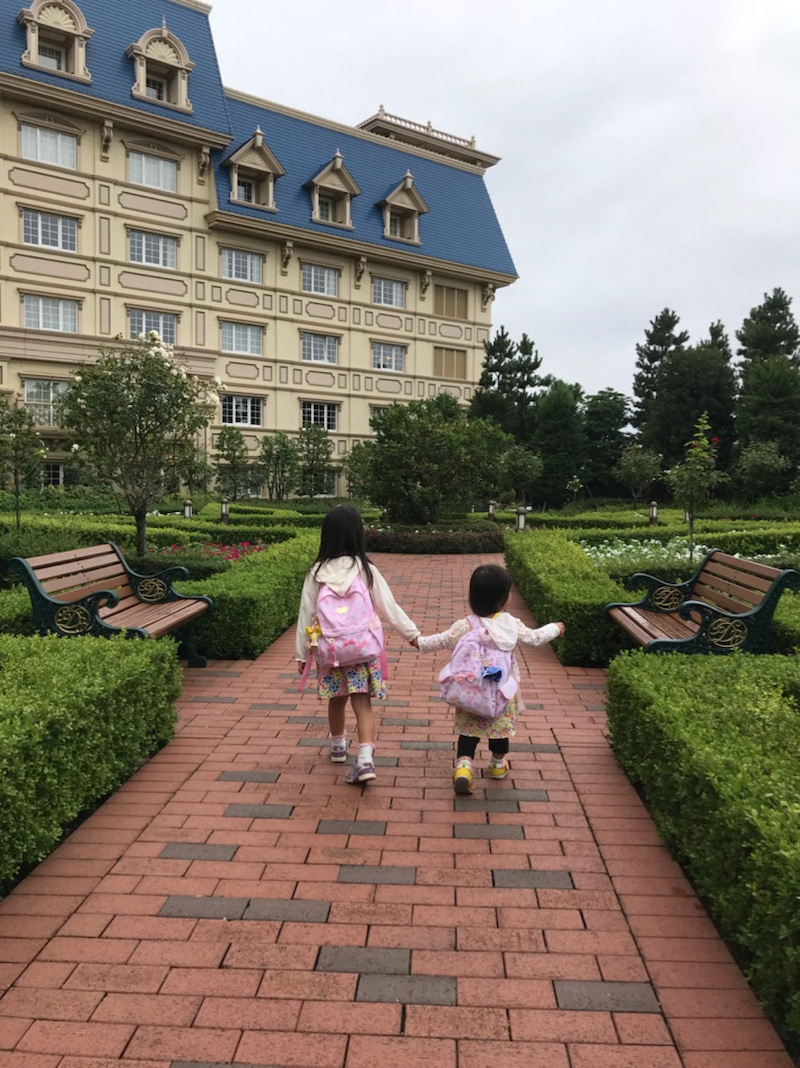 家族旅行】東京ディズニーランドホテル | アラフォーママの無駄遣い防止日記