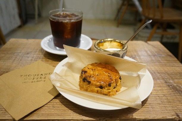 西新宿 THOUSAND COFFEE サウザンドコーヒー