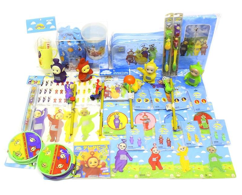 Teletubbiesテレタビーズ90年代のグッズ色々 おもちゃ屋knot A Toy