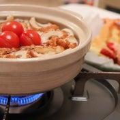 ★ 天ぷらたっぷり鍋焼きうどん