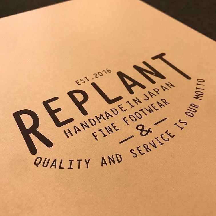 ・REPLANT