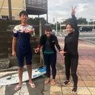 今日のサーフィン☆彡の記事より