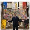 草彅剛くん@わあ〜い ♡3人揃ってパリだ❣️慎吾ちゃんの個展『ルーヴル美術館』