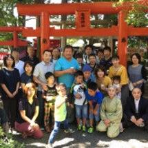 亀麿神社例大祭