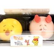 【セブン】シークレットもあるよ☆食べマスモッチ くまのプーさん