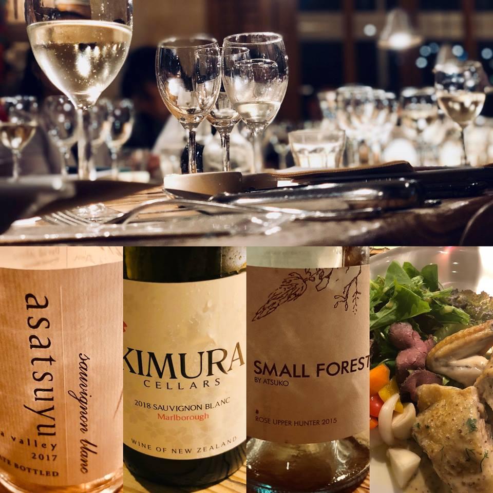 海外で活躍する日本人生産者のワインセミナーの記事より