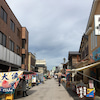 輪島の朝市の画像