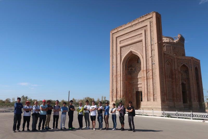 トルクメニスタン9
