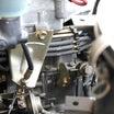 ランクル60 噴射ポンプ調整と危険なエンジンルーム