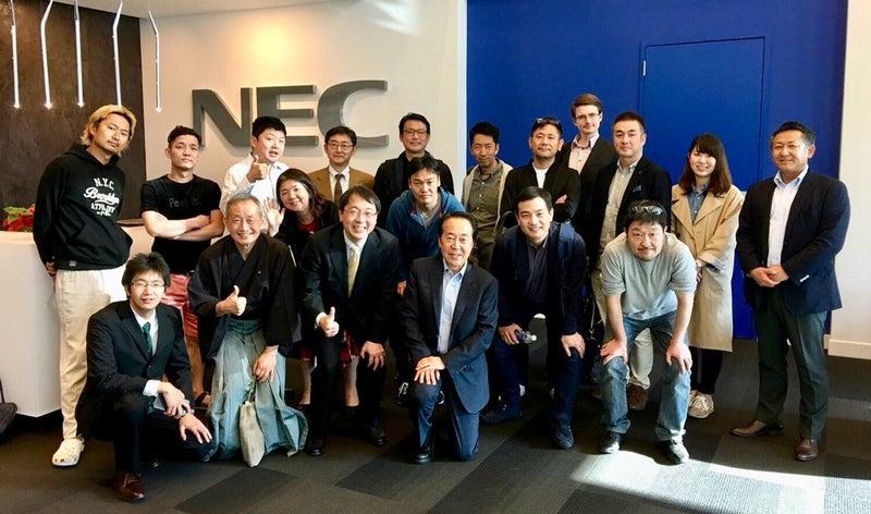 NEC、米施設に顔認証提供 来場者...