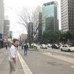 サンパウロを歩く
