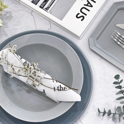 食卓がおしゃれに決まる食器シリーズ♡の記事に添付されている画像