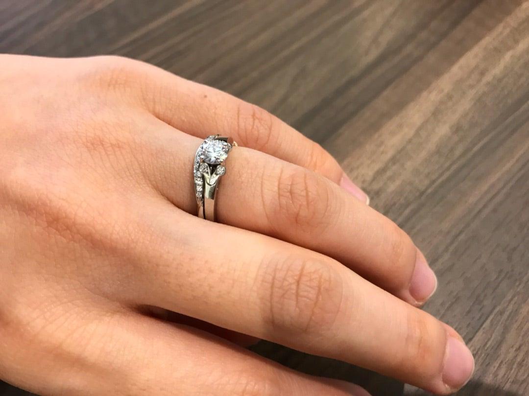 4256e96492d2 婚約指輪探しの旅スタート〜阪急のブライダルリングアテンドサービス編〜 | 婚約破棄を乗り越えたアラサーがたくましく結婚を目指すブログ