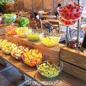 旬のフルーツが食べ放題!銀座にある「ラモフルータスカフェ」で至福のビュッフェを楽しんできたっ!