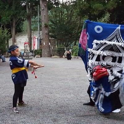 大槌稲荷神社宵宮祭の記事に添付されている画像
