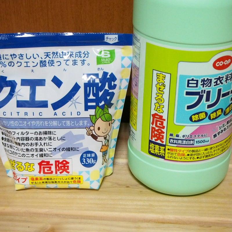 漂白 塩素 洗濯 系 剤