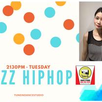 [火曜21時半ジャズヒップホップダンスJAZZ HIPHOP DANCEの記事に添付されている画像