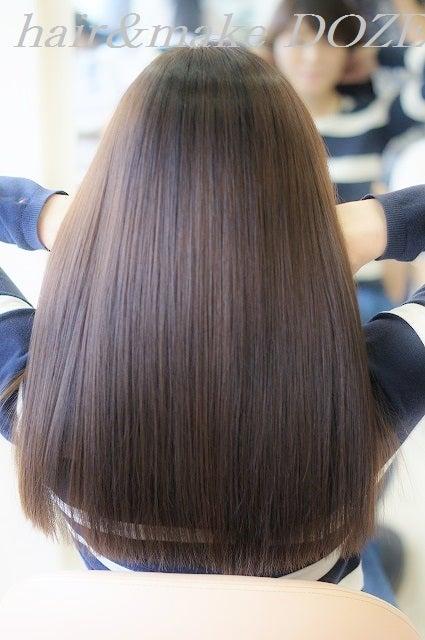 おススメは究極の髪質改善トリートメントカラー!!!