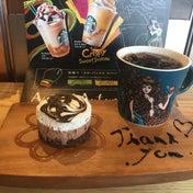 スタバのスイーツ マーブルチョコレートケーキとペアリング♡
