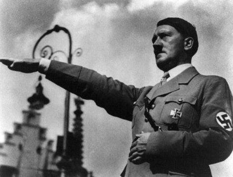 予言 ヒトラー