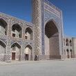 ウズベキスタンの古都…