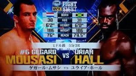 観戦記977 UFC Fight Night 75 ...