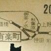 昭和時代の昔の話:電車のこと