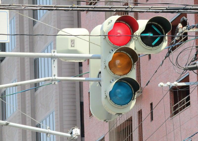 札幌 信号機