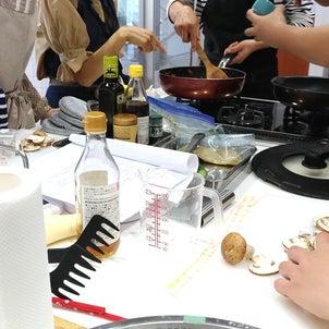 ~学び&婚活~ 料理教室(30代・40代独身男女限定)開催しました。の画像