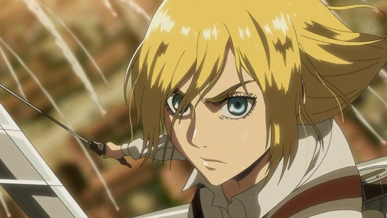 anime 進撃の巨人3期 Season3 第9話(46話)「壁の王
