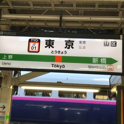 東北夏紀行2018【日本の鉄道の拠点、東京駅を出る】の記事に添付されている画像