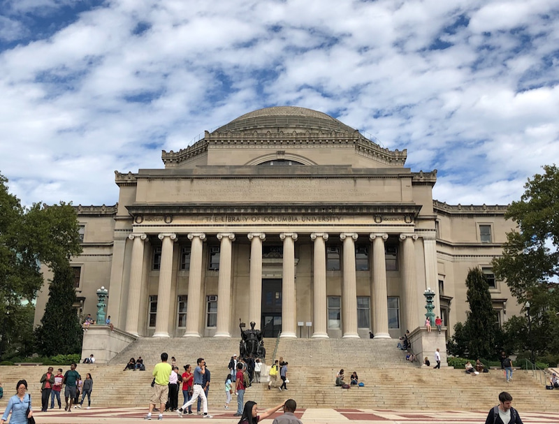 大学 コロンビア