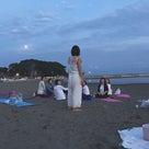 クリスタルボウル×海ヨガイベント開催☆ミラクルな空!の記事より
