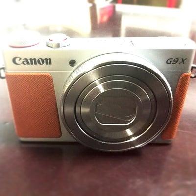 コンデジ購入!!Canon power shot G9Xの記事に添付されている画像