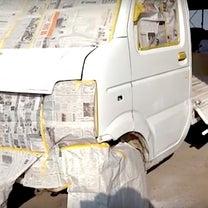 2018-1169 農業の軽トラック・・使い捨て ?・・直して使う !!の記事に添付されている画像