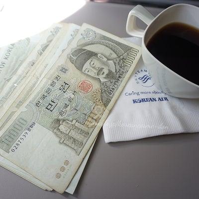 韓国の旧紙幣マノン、使えるか試してみた結果。の記事に添付されている画像
