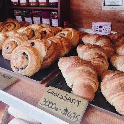 出来立てベルギーパンを召し上がれ「Nom Tom Bakery」の記事に添付されている画像