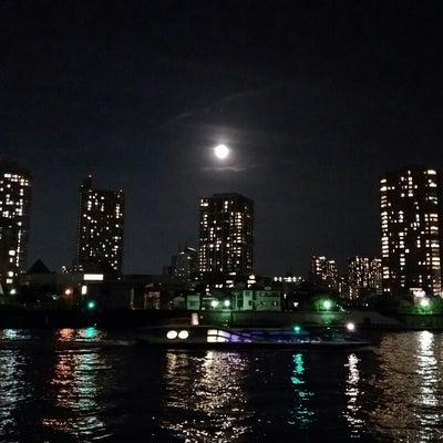 隅田川の水上バスの記事に添付されている画像