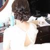 結婚式出張ヘアメイク/ヨコハマグランドインターコンチネンタルホテルの花嫁の画像