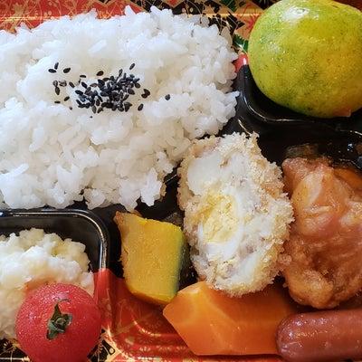 【宝塚山本】久しぶりにシャロームのお弁当とありがたき新米♡の記事に添付されている画像